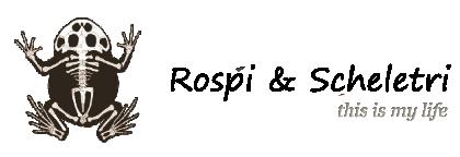Rospi & Scheletri